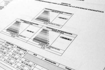 Control Externo del Certificado Energético