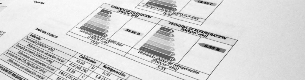 Control Externo de Certificación Energética
